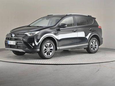 käytetty Toyota RAV4 2,5 Hybrid AWD Business