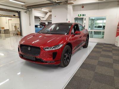 käytetty Jaguar I-Pace HSE 400 EV AWD *360-kamera* *Panorama* *HUD* *Ilmastoidut penkit* *** TARJOUS 1.99% KORKO + KULUT, J