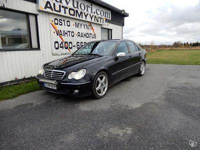 käytetty Mercedes C320 CDI AVANTGARDE