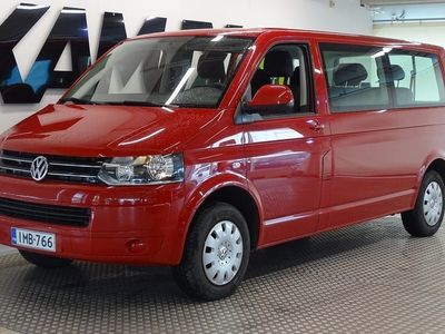 käytetty VW Caravelle Comfortline pitkä 2,0 TDI 103 kW BlueMotion Technology / Tulossa myyntiin / Alv-vähennyskelpoinen /