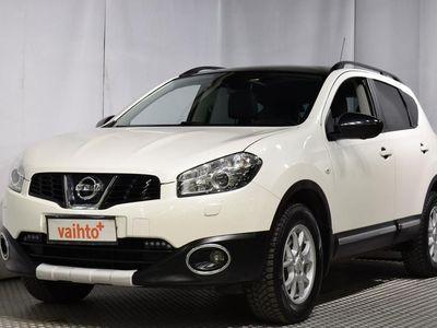 käytetty Nissan Qashqai 1,6L Style 360 2WD CVT AVM