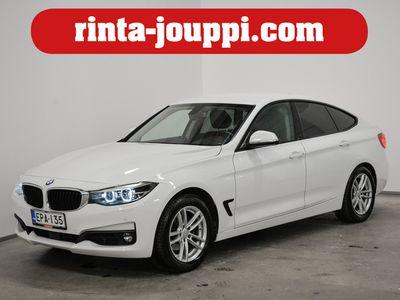 käytetty BMW 320 Gran Turismo Gran Turismo F34 320d A xDrive Business Exclusive xDrive Edition - Adaptiivinen vakionopeudensäädin, lämmitettävä ratti, Proffa navi, Osamaksurahoituksen käsiraha alkaen 0 euroa!