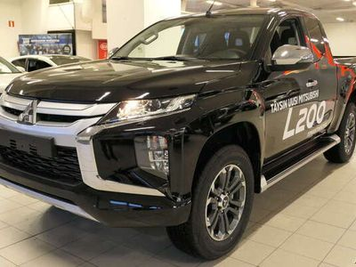 käytetty Mitsubishi L200 Club Cab 2,2 Di-D Invite MT -€Tähän yksilöön rahoitus nyt 0% korko + kulut€
