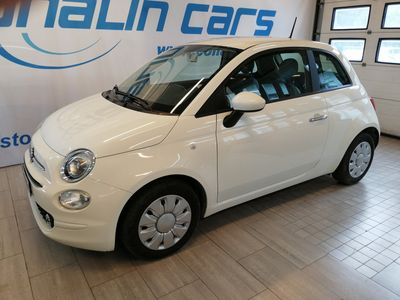 käytetty Fiat 500 1,2 69hv Pop Start&Stop. SIISTI!