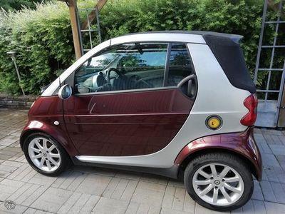 käytetty Smart ForTwo Cabrio CDI