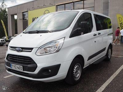 used Ford Custom Tourneo