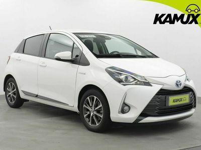käytetty Toyota Yaris 1,5 Hybrid Y20 Edition / Tulossa myyntiin / Peruutuskamera / Kaistavahti / Törmäysvaroitin /