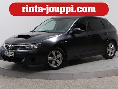 käytetty Subaru Impreza 2,0 TD 4WD