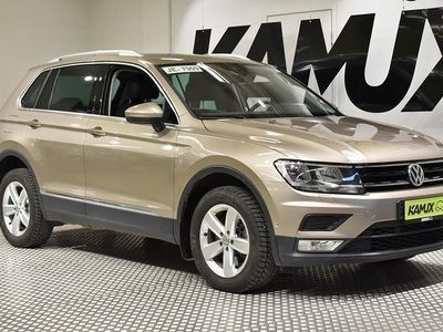 käytetty VW Tiguan 2.0 TSI 4MOTION Comfortline Bluemotion**RUOTSI-AUTO, ALV, NELIVETO, KAMERA, PANORAMA JA PALJON MUUTA