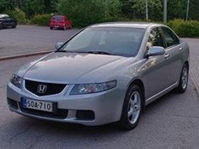 käytetty Honda Accord 2.0, sedan