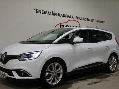 käytetty Renault Grand Scénic dCi 110 EDC7-aut. *NÄYTTÄVÄ 7-PAIKKAINEN RELLU!*