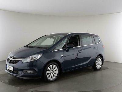 käytetty Opel Zafira Enjoy 1,6 XNT Turbo Biokaasu 110kW MT6 - 7Paikkanen tila-auto