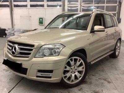 käytetty Mercedes GLK220 CDI 4MATIC BlueEfficiency AUT *SPORTS PACKAGE*ILS*PDC*YMS!!