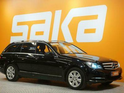 käytetty Mercedes C180 BE T A Premium Business Avantgarde ** COMAND / ILS / IHC / Siisti **