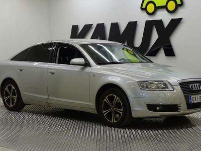 käytetty Audi A6 *TYYLIKÄS* Sedan 3,0 V6 TDI 150 quattro Edit A S-S Tarkastettuna, Rahoituksella, Kotiin toimitettuna!