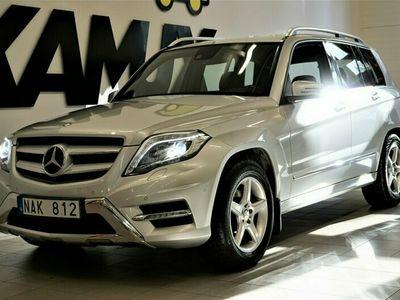 käytetty Mercedes GLK220 CDI 4MATIC 7G-Tronic Plus, 170hv