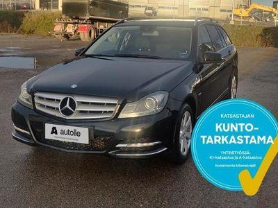 käytetty Mercedes 200 C *KOTIINTOIMITUS*CDI BE T A Premium Business. Tarkastettuna, Rahoituksella, Kotiin toimitettuna!