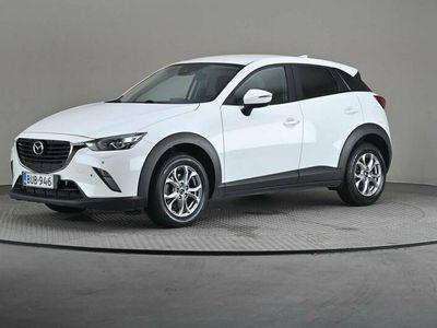 käytetty Mazda CX-3 2,0 120 hv SKYACTIV-G Premium EL2 -Lohko, Kamera-