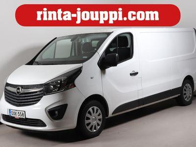 käytetty Opel Vivaro VIVARO Van Edition L2H1 1,6 CDTI Bi Turbo ecoFLEX 92kW MT6 - 1.omistajalta siisti varusteltu webast