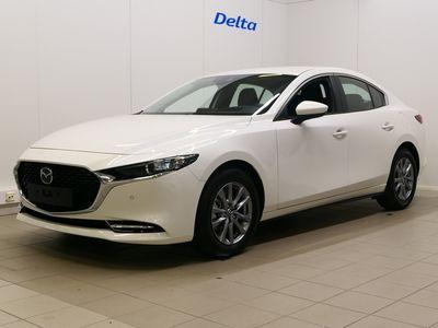 käytetty Mazda 3 Sedan 2,0 (180hv) M Hybrid Skyactiv-X Vision Plus Business MT 4000€ ylimääräinen hyvitys vaihtoautostasi! Korko 0,49% +kulut huoltorahalla