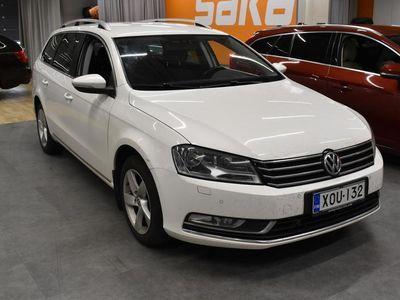 käytetty VW Passat Variant Comfortline 1,4 TSI EcoFuel 110 kW (150 hv) DSG-automaatti ** P.tutkat / Juuri huollettu / L