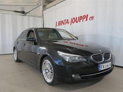 käytetty BMW 535 E60 Sedan *Nahat, Kattoluukku, Navi, Koukku*