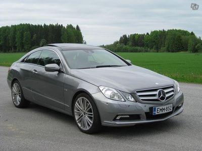 käytetty Mercedes E350 CDi BE Avantgarde Coupe autom