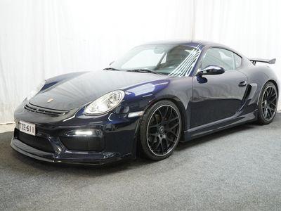 käytetty Porsche Cayman Coupe 2.7 / GT4 look / Manuaali / Vaihto / Rahoitus