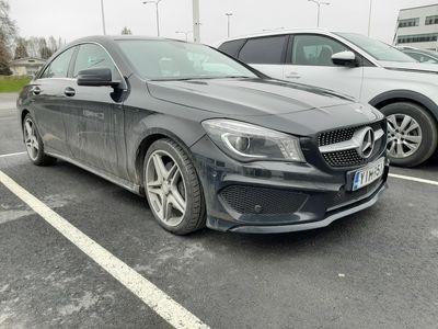 käytetty Mercedes 220 CLA-sarjaCDI A AMG Premium Business *** J. kotiintoimitus