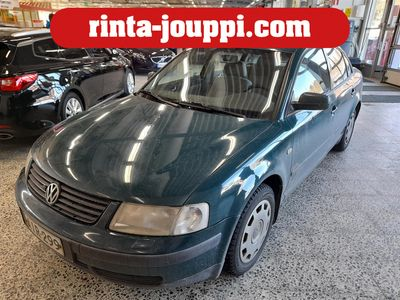 käytetty VW Passat Passat 1,9 TDI - Edullinenvetokoukulla!