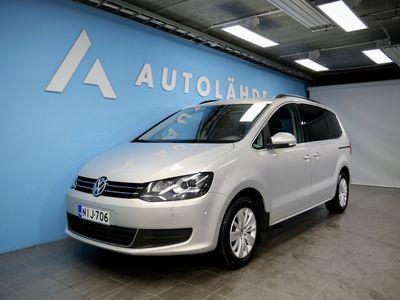 käytetty VW Sharan 2.0TDI 140hv DSG-Aut Comfortline *Webasto* KORKO 1.99% + KASKO 3kk 0e!