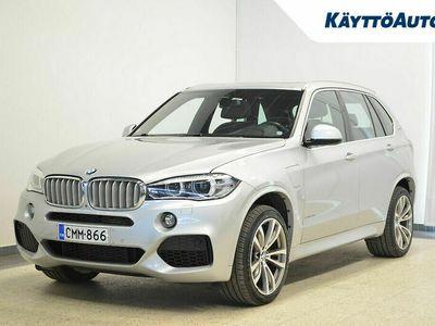 käytetty BMW X5 F15 XDRIVE40E A M SPORT+SUPERVARUSTEET! HUOLLETTU!