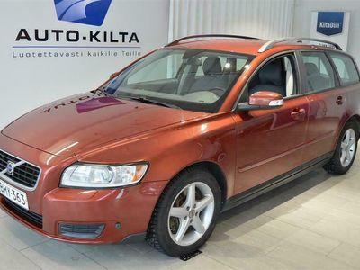 käytetty Volvo V50 2,0D (136 hv) Kinetic aut