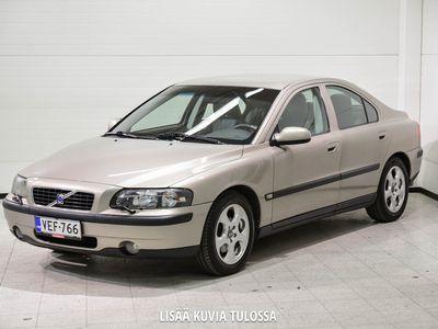 käytetty Volvo S60 2,4 170 A
