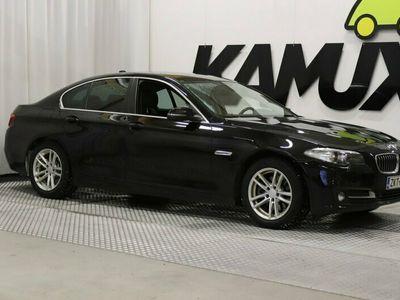 käytetty BMW 520 520 F10 Sedan d A Business Exclusive Edition / Vetokoukku / Suomi-auto / 1-omistaja /