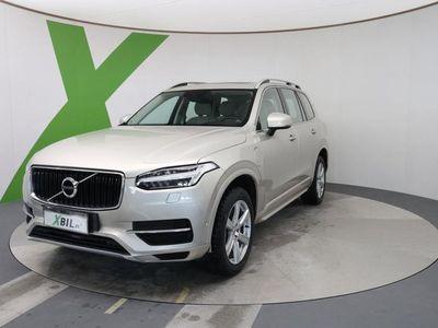 käytetty Volvo XC90 T8 TwE AWD Momentum PANORAMA Aut 7p (MY16) *KORKO 0,69% alk! XBIILIN MUUTTOKAMPPIX!* KAARLEN SILMÄTE
