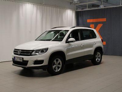 käytetty VW Tiguan Trend & Fun LIMITED 1,4 TSI 90 kW (122 hv) BlueMotion *Webasto, Xenonit...