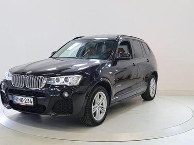 käytetty BMW X3 F25 xDrive30d A X Edition M SPORT - TULOSSA MYYNTIIN! Kysy lisää myyjältä: Verneri Nieminen | 040 922 6997 | 020 777 2030