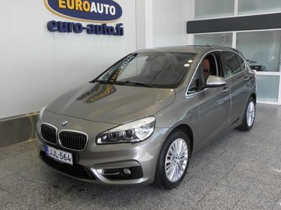 käytetty BMW 218 Active Tourer dA F45 Business Luxury