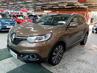 käytetty Renault Kadjar Energy TCe 130 Zen - Katso Automessutarjoukset rinta-jouppi.com