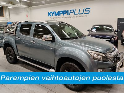käytetty Isuzu D-Max Double Cab 3500 4WD 2,5 AT LSX Two Seater