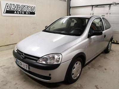 käytetty Opel Corsa 1.2-16 Club 3d ABS. Vain 142tkm