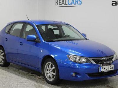 käytetty Subaru Impreza 2.0R AWD