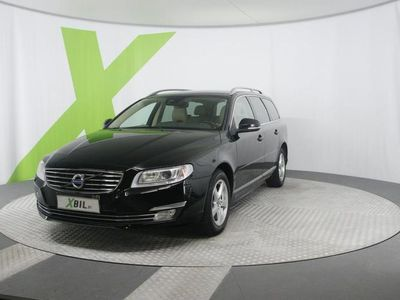 käytetty Volvo V70 D4 Summum Classic NAVI Aut (MY16) *HUNAJA-KAMPPIX!* KORKO ALK.0.69%!!* KUIN SUORAAN ESITTEESTÄÄN!*
