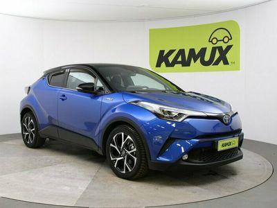 käytetty Toyota C-HR 1.8 Hybrid Style // Kaukovaloautomatiikka / Adapt.cruise + kaistavahti / Blind Spot / Keyless Go //