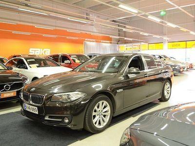 käytetty BMW 520 520 F10 Sedan d A xDrive Business Exclusive ** Webasto / HarmanKardon / Ratinlämmitin / Muistipenkki