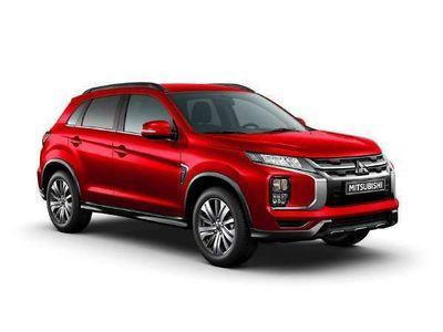 käytetty Mitsubishi ASX 2,0 MIVEC Active CVT 2WD