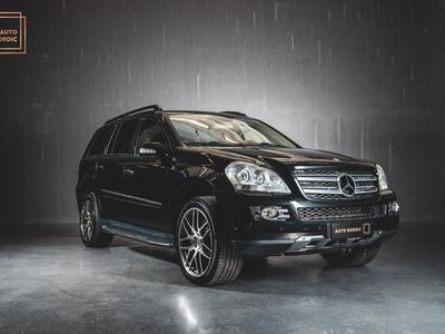 käytetty Mercedes GL420 CDI 4MATIC A