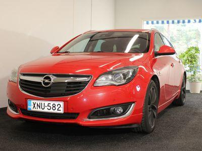 käytetty Opel Insignia Insignia Sports Tourer SWSPORTS TOURER OPC SW Farmari (AC) 5ov 1598cm3 A