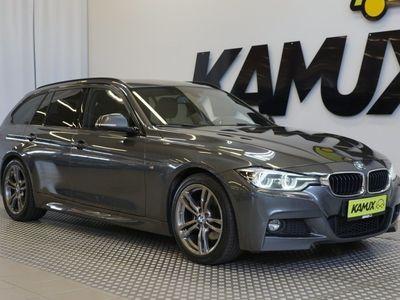 käytetty BMW 320 F30 / Näyttävä M-Sport / LED ajovalot / P.tutka / Ambient sisävalot /